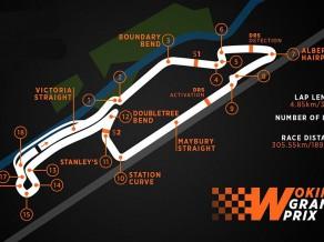 """""""McLaren"""" komanda piedāvā F1 posmu rīkot Vokingas ielās"""
