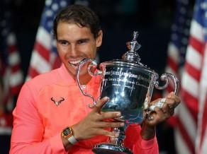 """Nadals viegli uzvar finālā un iegūst trešo """"US Open"""" titulu"""