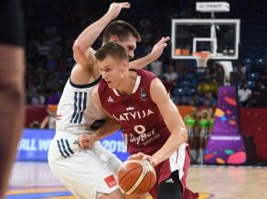 Tiešraide: Latvija - Slovēnija