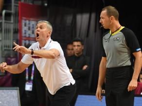 """Tiesnesis par Latvijas un Slovēnijas spēli: """"Te nebija jābūt 61 piezīmei"""""""