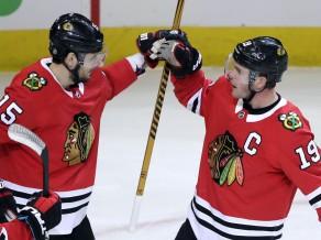 Čikāga vairākumā nokārto uzvaru pār ''Bruins'', Teivzam 0+3