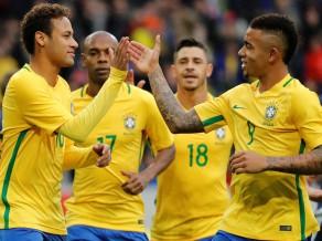 E grupa: Brazīlija, Šveice, Serbija, Kostarika