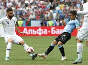 Teksta tiešraide: Urugvaja - Francija 0:2 (spēle galā)