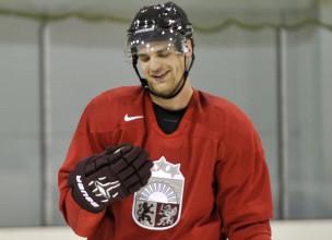 Ar dopingu, iespējams, grēkojis vēl viens Latvijas izlases hokejists