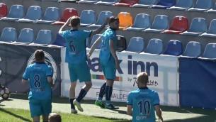 """Video: """"Riga FC"""" pārliecinoši uzveic RFS"""