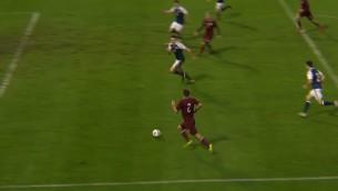 Video: Latvijas U-21 izlase zaudē Skotijas vienaudžiem