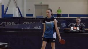 Video: S.Musajeva spraigā septiņu setu cīņā apspēlē B.Bogdanovu un izcīna pirmo čempiona titulu savā karjerā