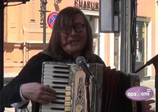 Video: Ogrē dārdēs Kulakovs un Pērkons
