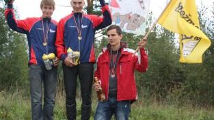 Latvijas čempionātā vidējā distancē uzvar orientieristi Sildi un Laura Vīķe