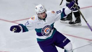 """Dzierkals izsaukts uz AHL klubu Toronto """"Marlies"""""""
