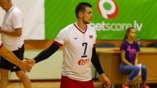 Latvijas volejbola izlases kapteinis Saušs pārgājis uz Francijas klubu