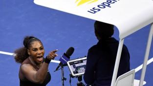 """Pēc """"US Open"""" skandāla tiesneši varētu boikotēt Viljamsas spēles"""