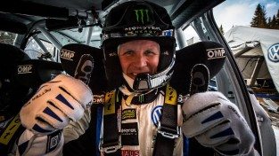 Peters Solbergs atgriezīsies WRC