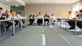 Latvijas Futbola federācijai notiks valdes sēde Kazahstānā