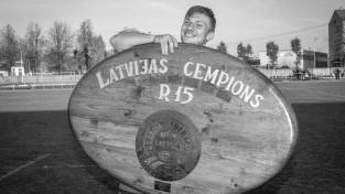 Miris atrasts bezvēsts pazudušais Latvijas regbija izlases spēlētājs Pērkons