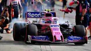 """""""Racing Point"""" varētu kļūt par """"Aston Martin"""" rūpnīcas komandu"""