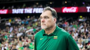 Sabonis vēl gadu turpinās vadīt Lietuvas Basketbola federāciju