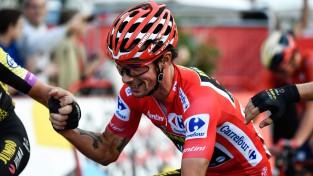 """Slovēnijā dzīres: Rogličs - """"Vuelta a Espana"""" čempions, Valverde 39 gadu vecumā otrais"""