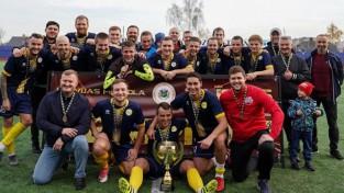 """1. līgai nepielaistā """"LDz Cargo/DFA"""" triumfē 2. līgas čempionātā"""