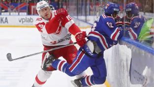"""Karsums ar vārtiem palīdz """"Spartak"""" otro reizi sezonā uzvarēt Sanktpēterburgā"""