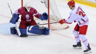 Latvijas U20 izlase atspēlējas, izlaiž vadību, taču pagarinājumā sakauj Baltkrieviju