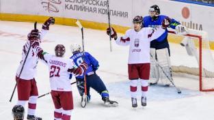 Latvijas U20 jau pirmajā trešdaļā gūst piecus vārtus un pārliecinoši sakauj slovēņus