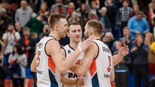 Mejerim lielisks sniegums un varens bloks Krasnodarā, Meiers zaudē Belgradā