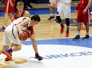 U16 puiši: turnīrs Turcijā sākts ar uzvaru pār Krieviju