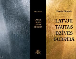 """Jāņa Rozes apgāds rosina ielūkoties latviešu garamantu pūrā. """"Latvju tautas dzīves gudrības"""""""