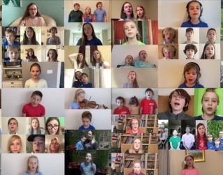 Video: Latviešu jaunieši ASV vienojas virtuālā korī un iedzied diasporas himnu