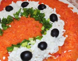 Salāti veiksmīgam gadam pakava formā