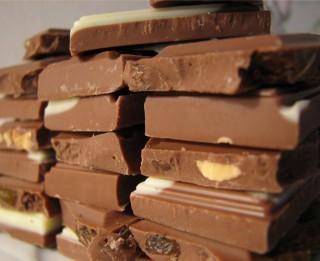 Šokolāde pagarina mūžu