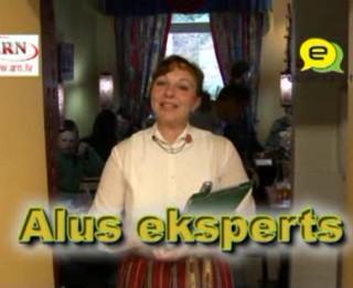 """Video: """"Alus eksperts"""" degustācijas pasākums"""