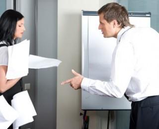 Šefs nemīl baumas, bet gan augstsirdīgi uzklausa padoto viedokļus