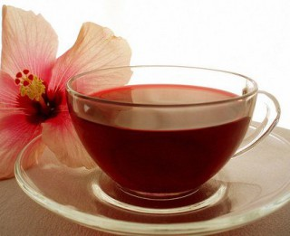 Faraonu dzēriens- karkadē tēja