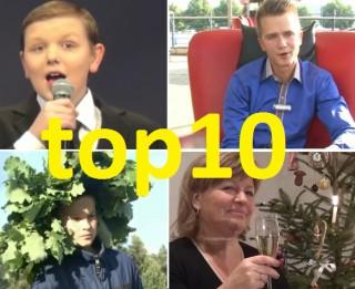 2014.gada skatītāko video TOP10