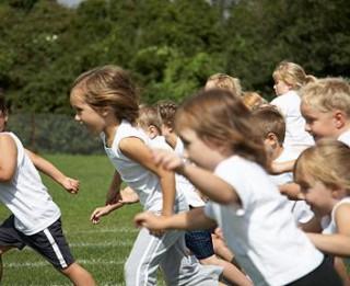 Izsludina konkursu par finansiālu atbalstu  Rīgas pirmsskolas izglītības iestāžu sporta dienas organizēšanai