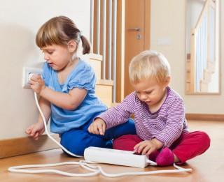 Bērnam drošs mājoklis - tas ir svarīgi jau no pirmās dienas.