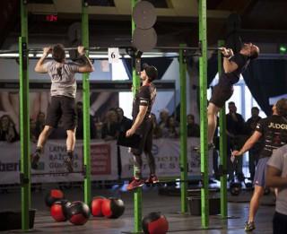 Rīgā sacentīsies Eiropas spēcīgākie CrossFit atlēti!