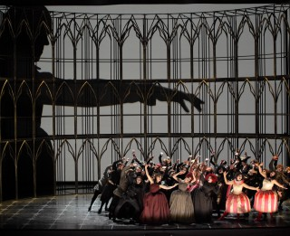 """No 22. novembra vietnē <i>ARTE. Concert</i> būs skatāms Latvijas Nacionālās operas iestudējums """"Fausts"""""""
