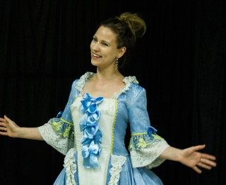 """Komēdija """"Drūmais princis"""" Dramaturgu teātrī"""