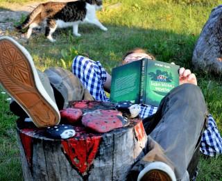 Grāmata aizrautīgam vasaras brīvlaikam