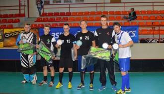 "Foto: FK ""Valka"" uzvar turnīrā ""LINO.LV OPEN"""