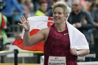 Vlodarčika uzstāda jaunu pasaules rekordu vesera mešanā - 79,58 metri