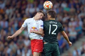 """Eiropas līga: """"Celtic"""" sāk ar neizšķirtu Zalcburgā"""