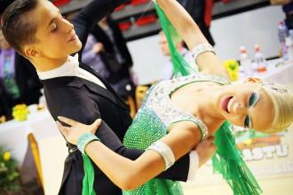 Latvijas sporta deju pāri pusfinālā Pasaules kausā un Eiropas čempionātā