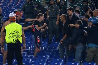 CSKA nākamās trīs UEFA spēles jāaizvada bez skatītājiem