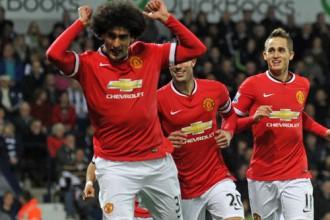 """Manchester United"" galotnē izglābjas pret WBA"