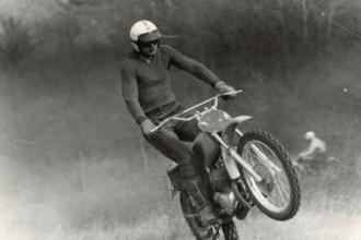 Vitautu Doni 1970.gada Nācijās aicināja braukt lēnāk