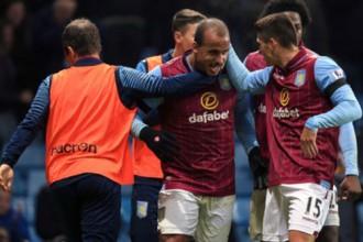 """""""Southampton"""" galotnē izglābjas no zaudējuma pret """"Aston Villa"""""""